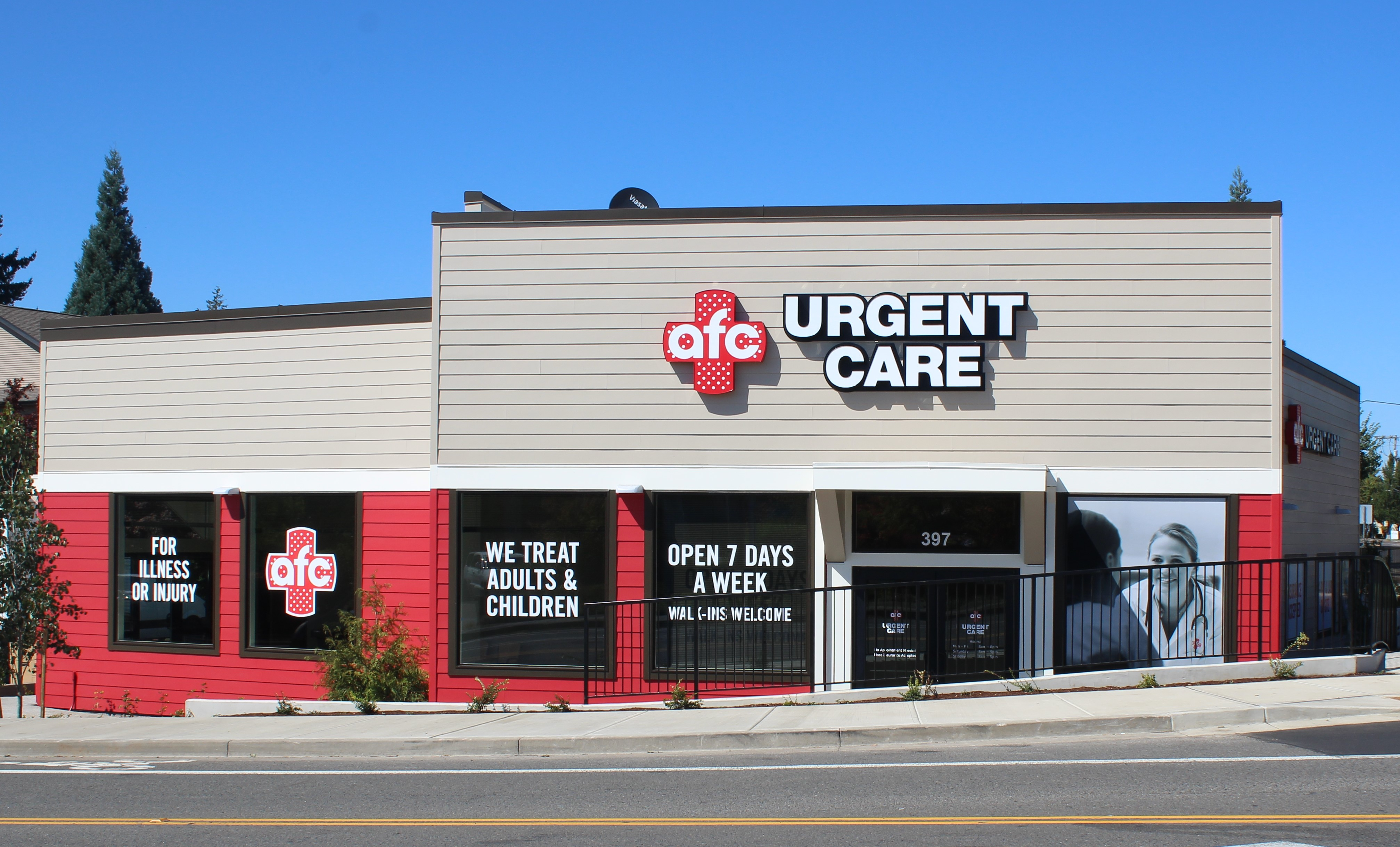 Oregon City Urgent Care
